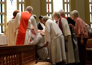 Gary's Ordination